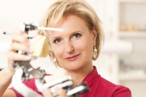 Laser-Parodontitistherapien sind das Spezialgebiet von Zahnärztin Dr. Beatrix Lenz.