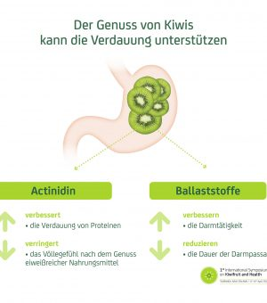 """Grüne Kiwis - eine natürliche Verdauungshilfe. Weiterer Text über ots und www.presseportal.de/nr/43983 / Die Verwendung dieses Bildes ist für redaktionelle Zwecke honorarfrei. Veröffentlichung bitte unter Quellenangabe: """"obs/Zespri International"""""""